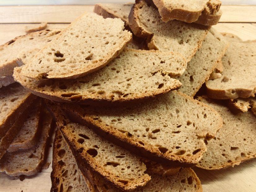 kenyér recept