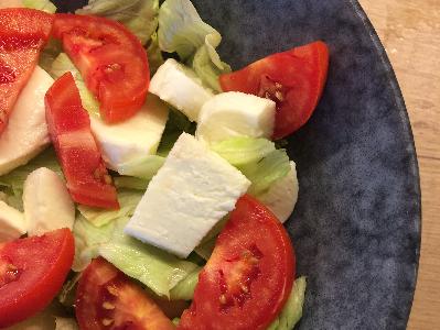 Ripsz-ropsz Saláta