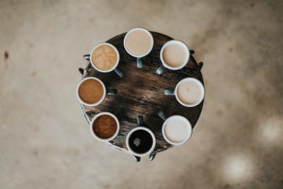 Kávékülönlegességek fűszerekkel